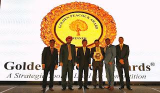 IIFL Finance wins 'Golden Peacock Award for Risk Management'
