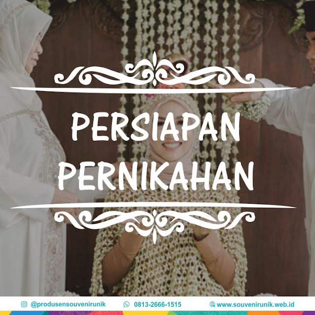 persiapkan pernikahan