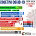 Boletim registra novo óbito por Covid-19 em Piatã
