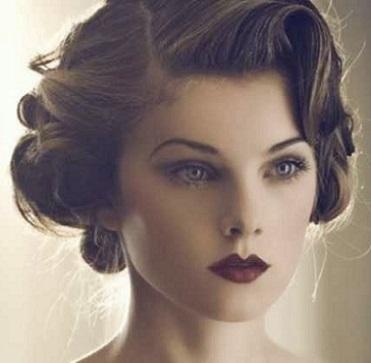 Cortes De Pelo Retro Para Mujer Peinados De Moda