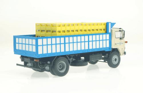 coleccion camiones y autobuses españoles, ebro p200 1:43