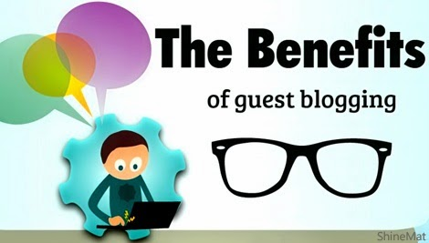 advantages of guest blogging