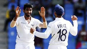 India vs West Indies 1st test 2019