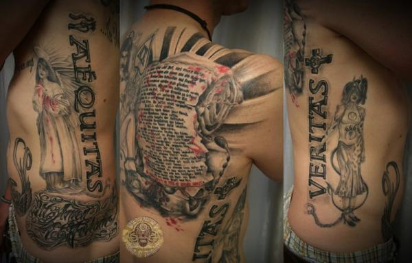 Tattoos Did The Boondock Saints