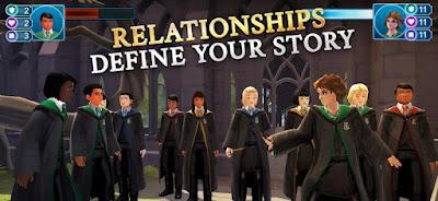 Harry Potter: Hogwarts Mystery gameplay3
