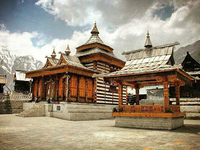 Mathi Temple in Chitkul