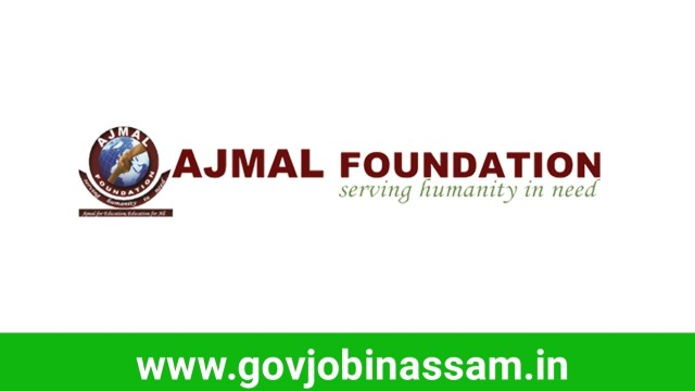 Ajmal Group Of Colleges Recruitment 2018