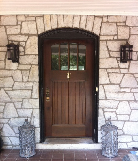 Front Door Inspiration: A Flair For Vintage Decor: Front Door Inspiration