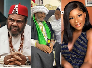 Pete Edochie, Others In Trouble As Islamic Group Petitions IGP Over Movie Portraying Them As Terrorists