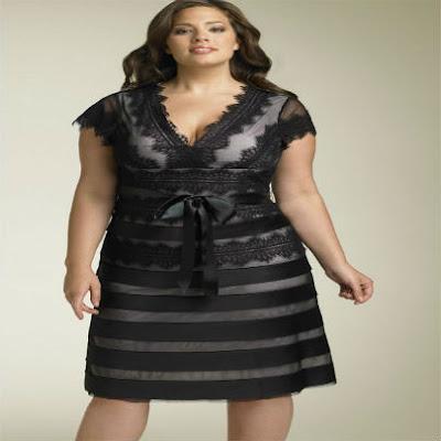 Vestidos-para-mulheres-gordinhas