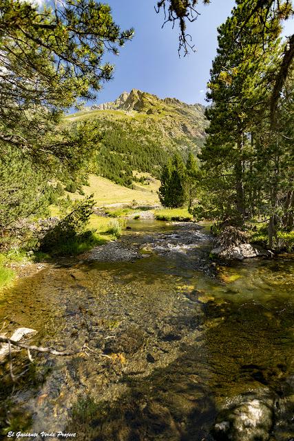 Rios en Valle de Benasque - Pirineos por El Guisante Verde Project