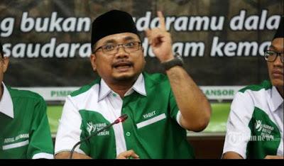 Cium Upaya Terselubung PKI di RUU HIP, GP Ansor: Sejarah Tidak Boleh Terulang Ketiga Kalinya!