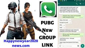 Join 600+ PUBG WhatsApp Group Links