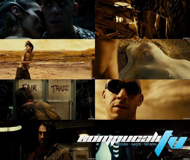 Las Crónicas de Riddick 3 DVDRip Latino