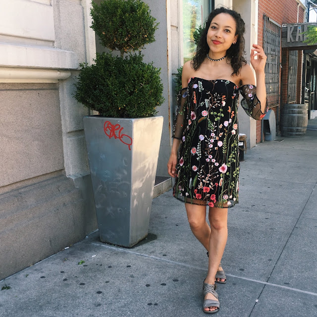 ASOS fashion blogger review