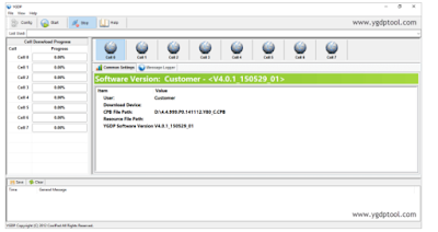 YGDP Flash Tool v4.0.1