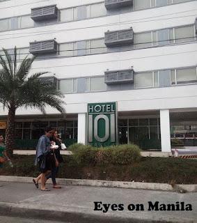 Hotel 101 Manila