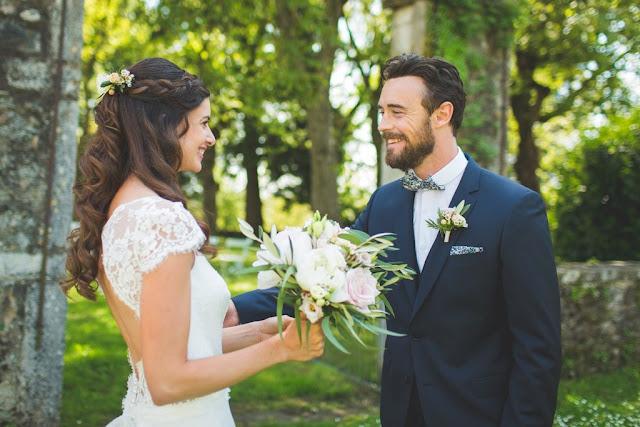 Fleuriste mariage Rhône, fleuriste mariage Lyon, bouquet de mariée