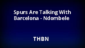 Spurs Talking With Barcelona -Ndombele