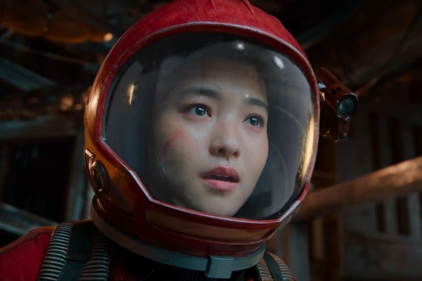 Netflix показал полный трейлер фантастики «Космические чистильщики» - корейских Star Wars