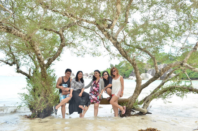Outing Commonwealth Life di Belitung