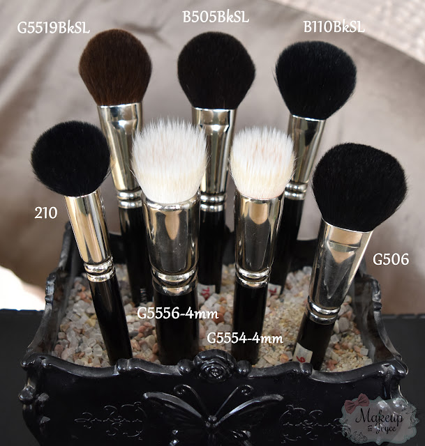 Hakuhodo Brush Collection