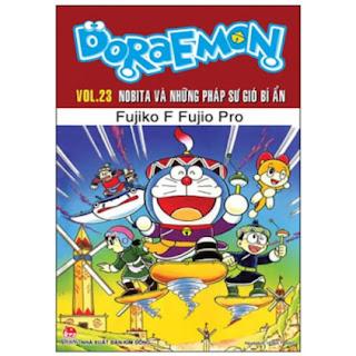 Doraemon Truyện Dài - Tập 23 (Tái Bản 2018) ebook PDF EPUB AWZ3 PRC MOBI