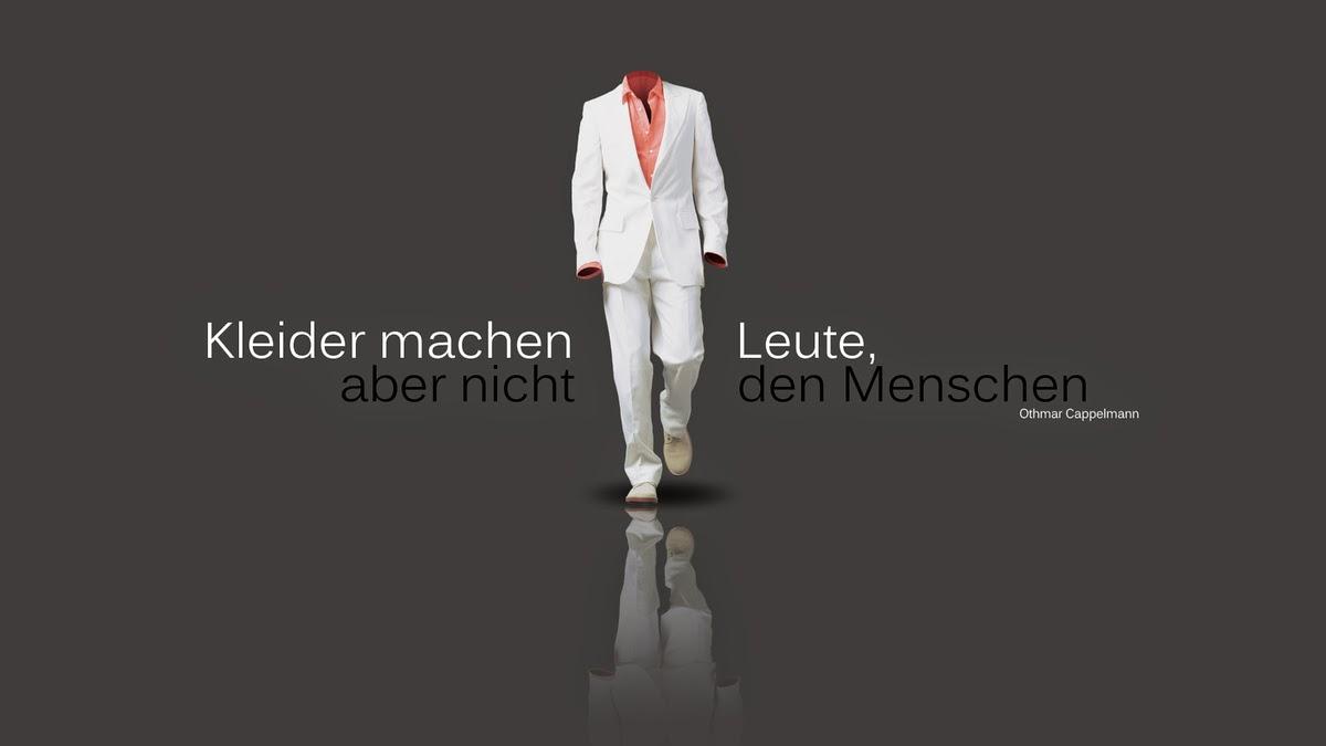 """""""Kleider machen Leute"""" von Gottfried Keller"""