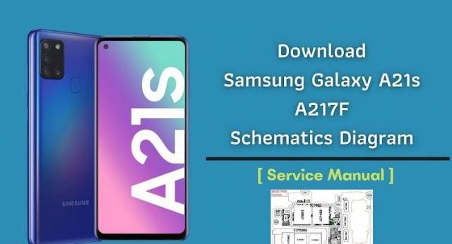 Download Samsung Galaxy A21s A217F Schematics Diagram Free Full Pack