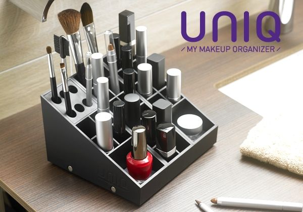 Rangements modulables UNIQ à la Beauty Party Toulouse - Blog beauté