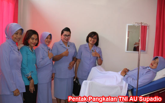 Photo courtesy Bagian Penerangan Lanud TNI AU Supadio