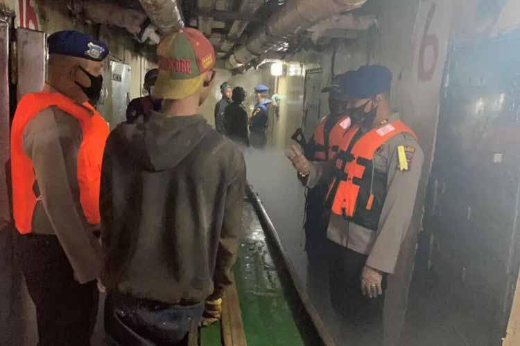 TNI temukan jenazah WNI di freezer kapal China