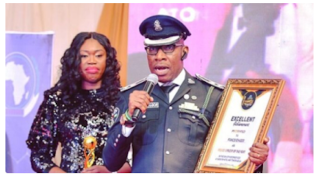 Policeman who 'rejected N864m bribes' considers resignation for 'injustice'