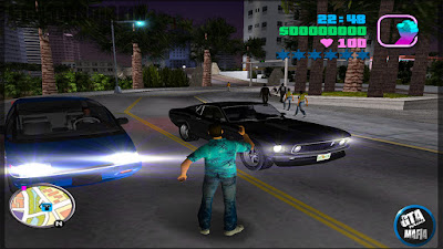 Grand Theft Auto Vice City Deluxe 3.0 Mod Free Download