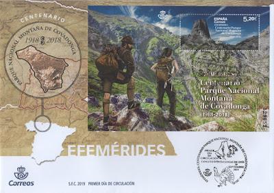 Sobre PDC de la Hoja Bloque del Parque Nacional de la Montaña de Covadonga