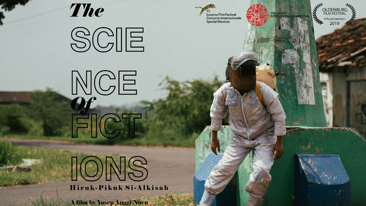 review THE SCIENCE OF FICTIONS