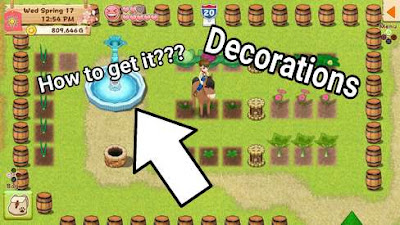 How to unlock decorations in Harvest Moon: Light of Hope