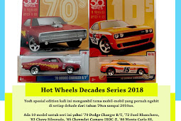 HW 50th Anniversary Throwback Collection Series 2018