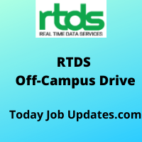 RTDS Off-Campus Recruitment Drive