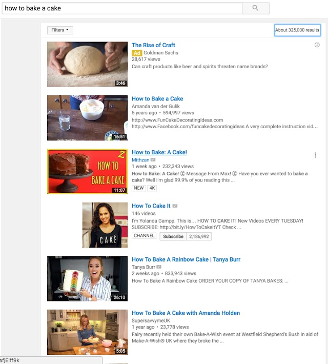 Get Views from YouTube's Organic Search Results Part-4