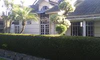 villa puncak cipanas green apple type umi 69..3 kamar tidur