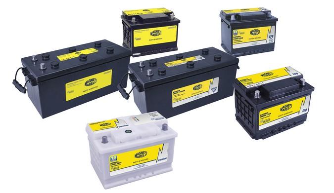 Magneti Marelli lança bateria para veículos pesados
