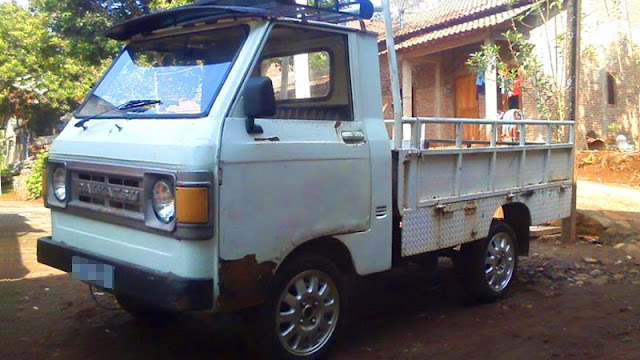 Daihatsu Hijet 55 Wide S60 Indonesian version