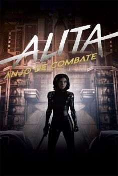 Alita: Anjo de Combate Torrent - HDCAM 720p Dublado