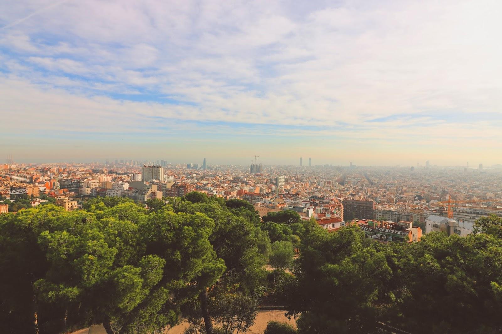 barcelona zwiedzanie atrakcje