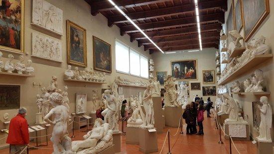Sobre os ingressos para o tour pela Galeria Accademia em Florença