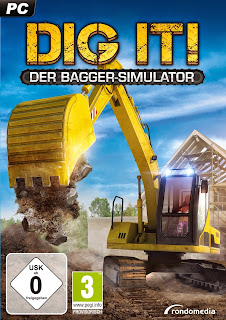DIG IT A Digger Simulator (PC)