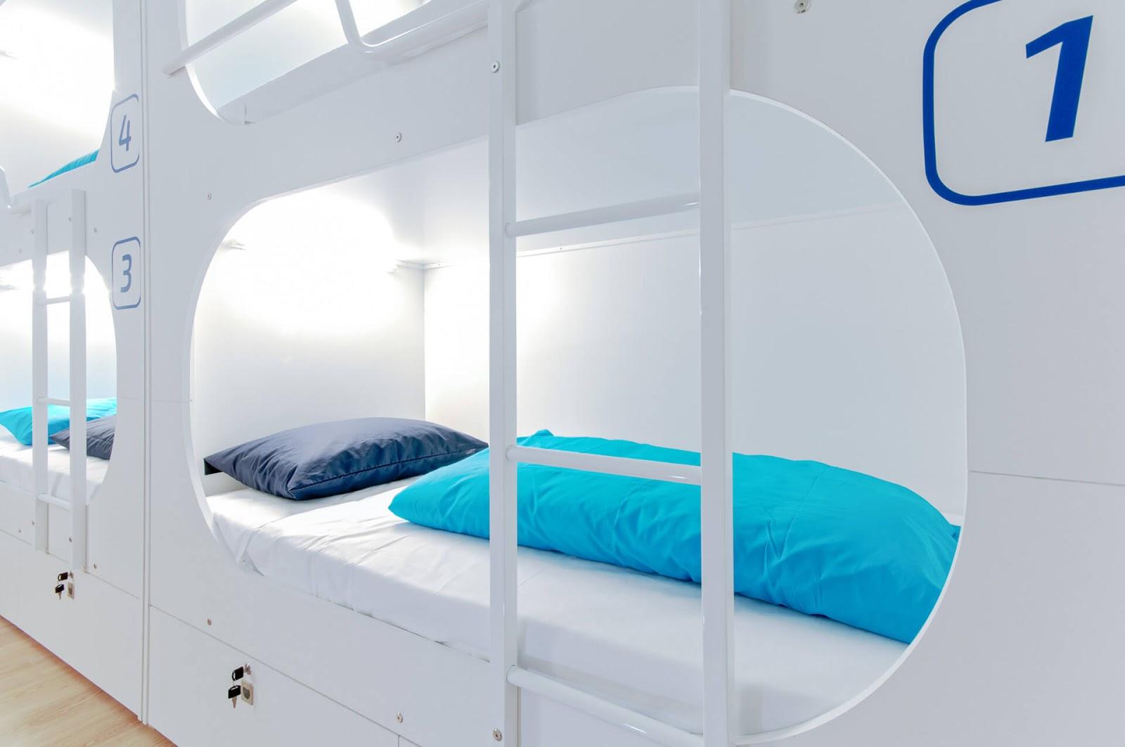 New Lisbon Concept Hostel Lizbon Portekiz