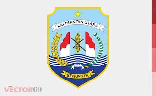 Logo Provinsi Kalimantan Utara (Kalut) - Download Vector File PDF (Portable Document Format)