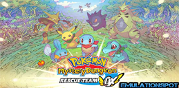 Download Pokemon Mystery Dungeons: Rescue Team DX [NSP, XCI] ROM | EmulationSpot